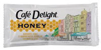 Picture of Cafe Delight Honey Packets 200ct (DEX79001)