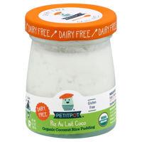 Picture of Petitpot Organic Rice Coconut Pudding 3.5oz (250998)