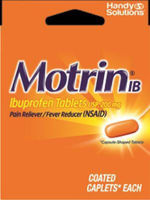 Picture of Ibuprofen 6 Tablets (CON17625)