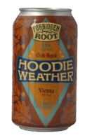 Picture of Forbidden Root Hoodie Weather 4 Pack 12oz - Can  (41708)