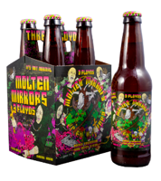 Picture of 3 Floyds Molten Mirrors 4 pack 12oz - Bottle (51638)